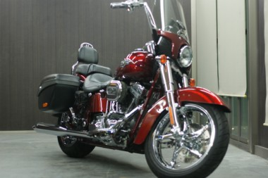 H-D SOFTAIL CONVERTIBLE CVO