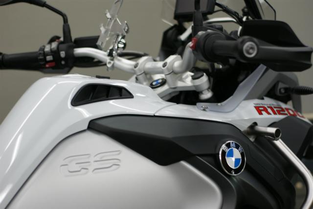 BMW R1200 GS ADVENTURE コーティング実績画像