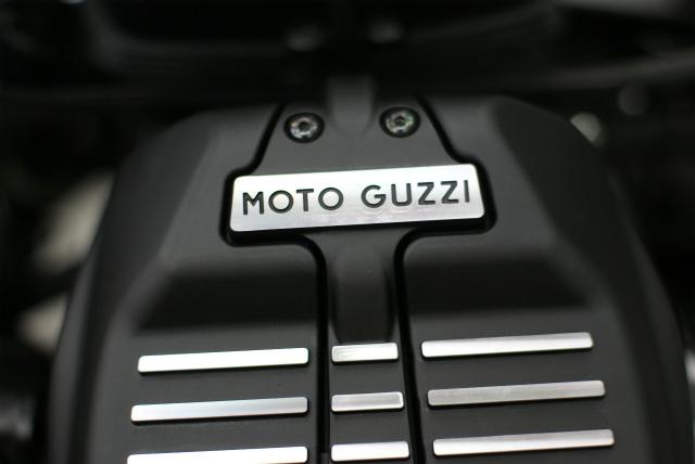 MOTO GUZZI コーティング実績画像