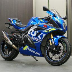 SUZUKI GSX-R 1000R